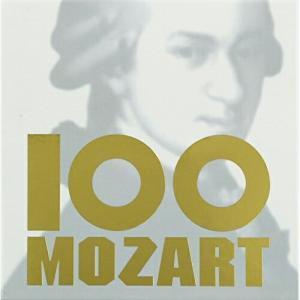 CD/クラシック/100曲モーツァルト 10枚10時間¥3000