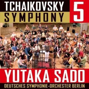 CD/佐渡裕/ベルリン・ドイツ響/チャイコフスキー:交響曲第5番 (ハイブリッドCD)
