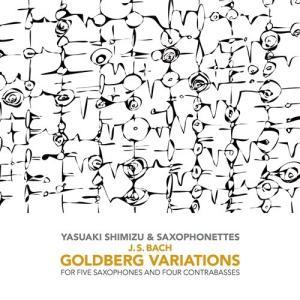 CD/清水靖晃&サキソフォネッツ/ゴルトベルク・ヴァリエーションズ (ハイブリッドCD) (ライナーノーツ)