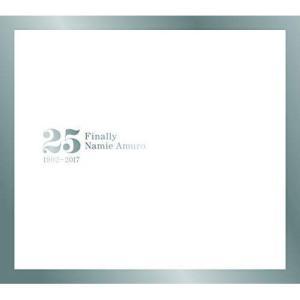 CD/安室奈美恵/Finally (3CD+DVD(スマプラ対応))