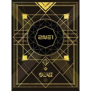 CD/2NE1/CRUSH (2CD+DVD) (初回生産限...