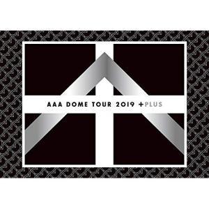 BD/AAA/AAA DOME TOUR 2019 +PLUS(Blu-ray) (本編ディスク+特...