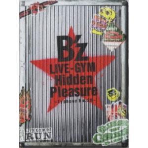 DVD/B'z/B'z LIVE-GYM Hidden Pleasure 〜Typhoon No.20〜|surpriseweb