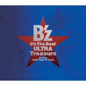 CD/B'z/B'z The Best ULTRA Treasure (2CD+DVD)|surpriseweb