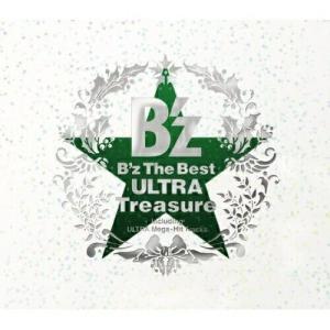 CD/B'z/B'z The Best ULTRA Trea...