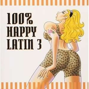 CD/オムニバス/100% HAPPY LATIN 3|surpriseweb