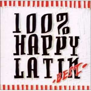CD/オムニバス/100% HAPPY LATIN-BEST-|surpriseweb