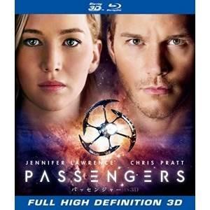 パッセンジャー IN 3D(Blu-ray) (本編2D Blu-ray+本編3D Blu-ray+...