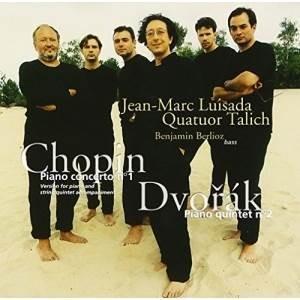 CD/ジャン=マルク・ルイサダ/ショパン:ピアノ協奏曲第1番(ピアノ六重奏版)ほか|surpriseweb