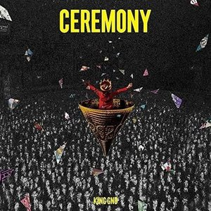 CD/King Gnu/CEREMONY (CD+Blu-ray) (初回盤)