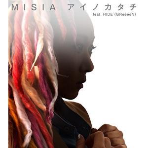 CD/MISIA/アイノカタチ feat.HIDE(GReeeeN)の画像