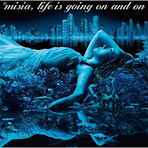 CD/MISIA/Life is going on and on (通常盤)の画像