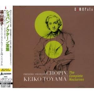 CD/遠山慶子/ショパン:ノクターン全集