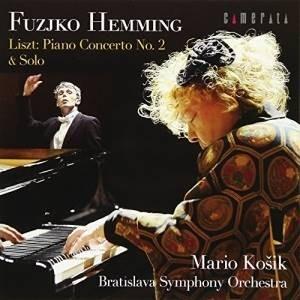 CD/フジコ・ヘミング/リスト:ピアノ協奏曲 第2番&ソロ