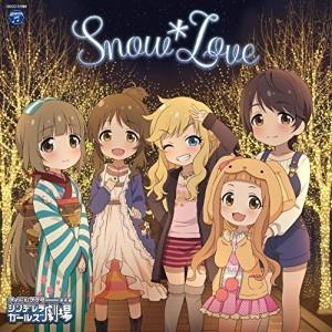 CD/アニメ/THE IDOLM@STER CINDERELLA GIRLS LITTLE STARS! Snow*Love
