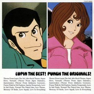 CD/オムニバス/LUPIN THE BEST!PUNCH THE ORIGINALS! ルパン三世 オリジナル・サウンドトラック・コンピレーション