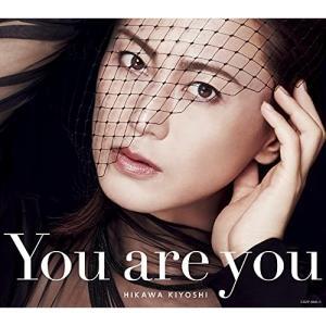 CD/氷川きよし/You are you (CD+DVD) (歌詞ブックレット) (初回完全限定スペシャル盤/Aタイプ)の画像