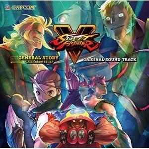 CD/ゲーム・ミュージック/ストリートファイターV ゼネラルストーリー 「A Shadow Fall...