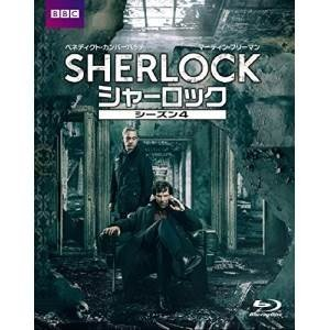 BD/海外TVドラマ/SHERLOCK/シャーロック シーズン4 Blu-ray BOX(Blu-ray)