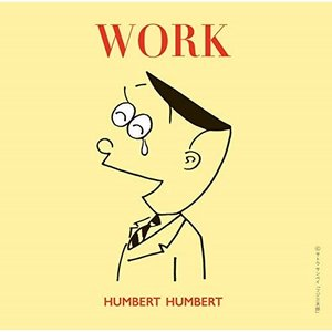 CD/ハンバートハンバート/WORK (初回限定盤)
