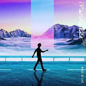 CD/MAGIC OF LiFE/Wanderer
