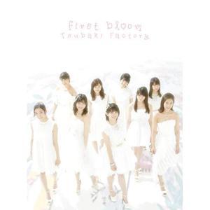 CD/つばきファクトリー/first bloom (CD+Blu-ray) (初回生産限定盤A)
