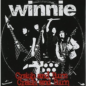 【大特価セール】 CD/winnie/Crash and Burn (紙ジャケット) (数量限定盤)|surpriseweb