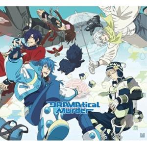 DVD/TVアニメ/DRAMAtical Murder DVD BOX (本編DVD3枚+特典DVD1枚+2CD) (初回生産限定版)