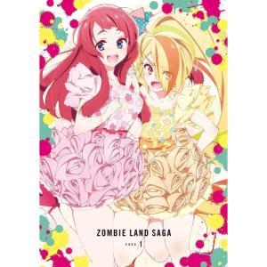 ゾンビランドサガ SAGA.1(Blu-ray) (Blu-ray+CD) TVアニメ 発売日:20...