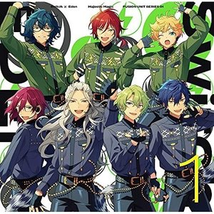 【取寄商品】CD/Switch × Eden/Switch × Eden「Majestic Magic」 あんさんぶるスターズ!! FUSION UNIT SERIES 01 サプライズweb
