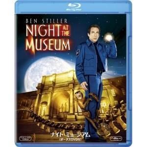 BD/洋画/ナイトミュージアム(ボーナスDVD付)(Blu-ray) (本編ディスク+特典ディスク)...