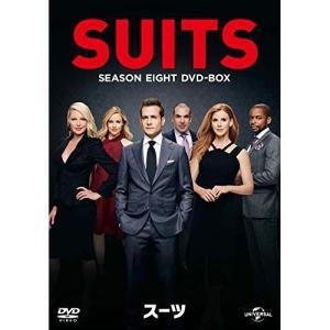 【取寄商品】DVD/海外TVドラマ/SUITS/スーツ シーズン8 DVD-BOX