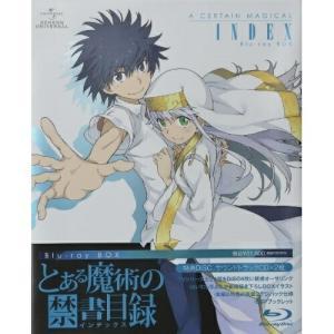 とある魔術の禁書目録 Blu-ray BOX(Blu-ray) (4Blu-ray+2CD) (初回...