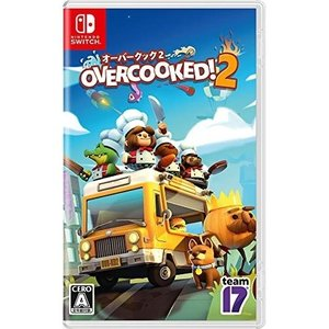 Overcooked? 2 - オーバークック2 発売日:2018年11月29日 定価:4104円