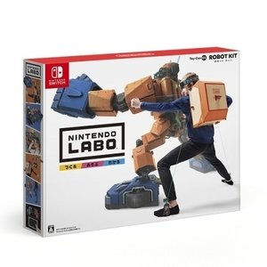 【お取り寄せ】 ニンテンドー/Nintendo Labo Toy-Con 02: Robot Kit/NintendoSwitchソフト surpriseweb