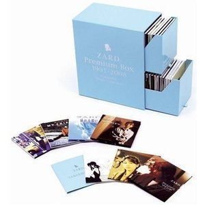 CD/ZARD/ZARD Premium Box 1991-2008 Complete Single Collection (49CD+DVD) (ダブル紙ジャケット)