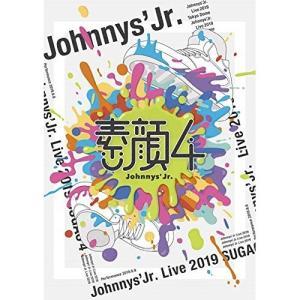 DVD/ジャニーズJr./素顔4 ジャニーズJr.盤 (本編ディスク+特典ディスク) (期間生産限定盤)