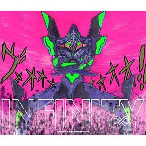 CD/鷺巣詩郎/EVANGELION INFINITY