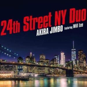 CD/神保彰/24丁目 ニューヨーク デュオ フィーチャリング ウィル・リー (ライナーノーツ)