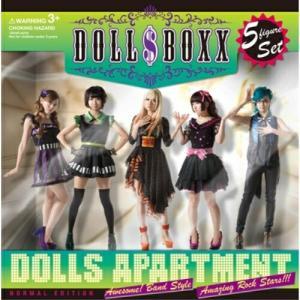 DOLLS APARTMENT (通常盤) DOLL$BOXX 発売日:2012年12月12日 種別...