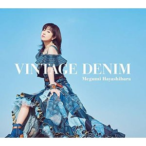 CD/林原めぐみ/30th Anniversary Best Album「VINTAGE DENIM」|サプライズweb