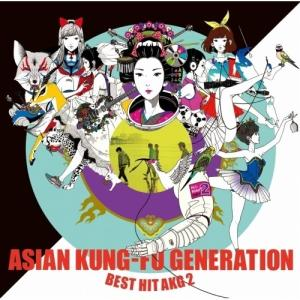 CD/ASIAN KUNG-FU GENERATION/BEST HIT AKG 2(2012-20...