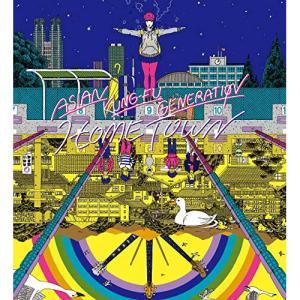 CD/ASIAN KUNG-FU GENERATION/ホームタウン (2CD+DVD) (初回生産...