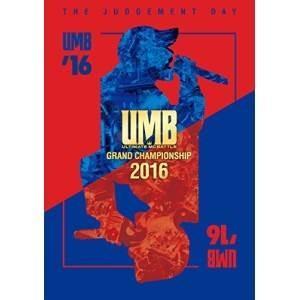 ★DVD/オムニバス/ULTIMATE MC BATTLE GRAND CHAMPION SHIP 2016
