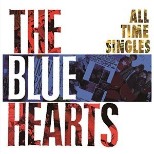 LP(30cm)/THE BLUE HEARTS/オールタイ...