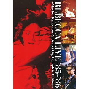 DVD/レベッカ/REBECCA LIVE 85...の商品画像