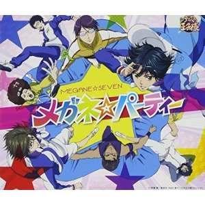 メガネ セブン/メガネ パーティー  CD