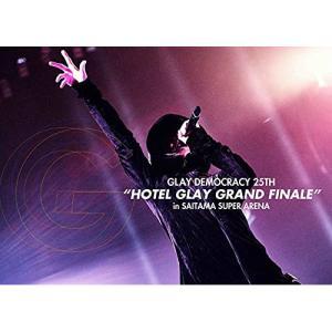 "DVD/GLAY/GLAY DEMOCRACY 25TH ""HOTEL GLAY GRAND FINALE"" in SAITAMA SUPER ARENA サプライズweb"