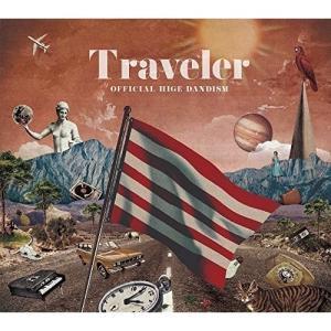 CD/Official髭男dism/Traveler (CD+Blu-ray) (初回限定Live ...