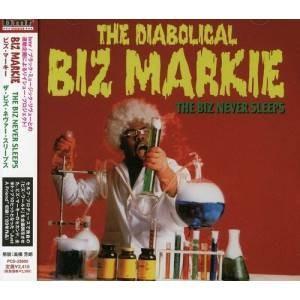 CD/ビズ・マーキー/ザ・ビズ・ネヴァー・スリープス サプライズweb